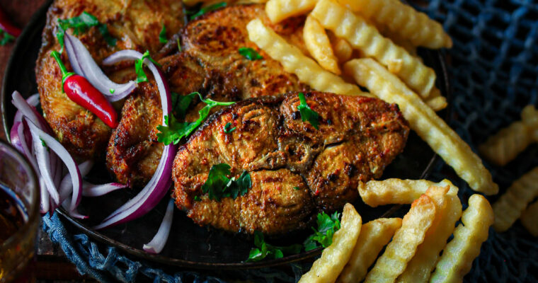 The perfect Masala Fried Fish recipe that even your kids will love